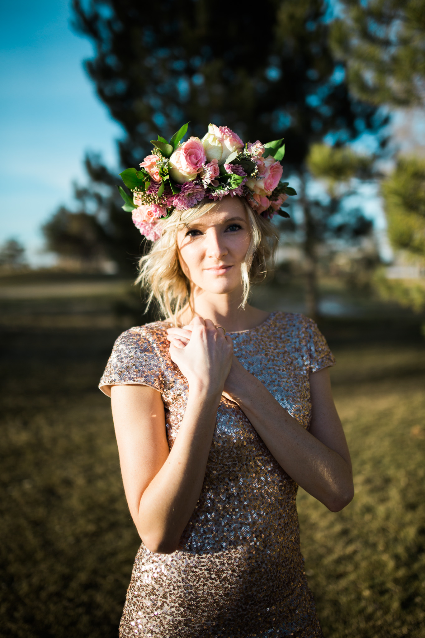 How to make a floral crown brick willow photography floral head crown izmirmasajfo