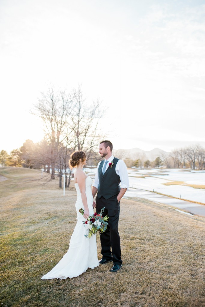 Professional wedding photos from a Denver wedding