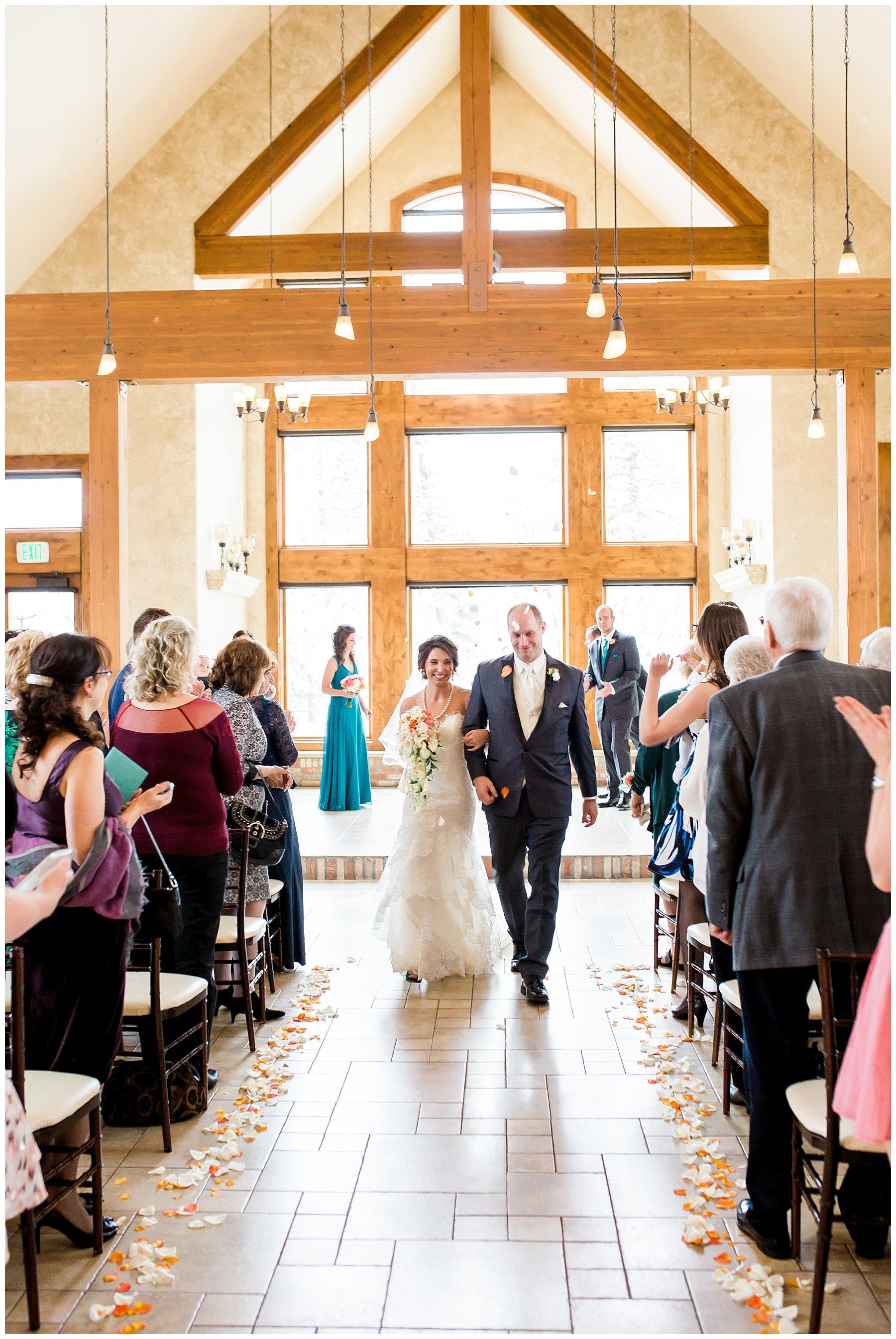 Della Terra Wedding Photographer Estes Park Denver Colorado Littleton