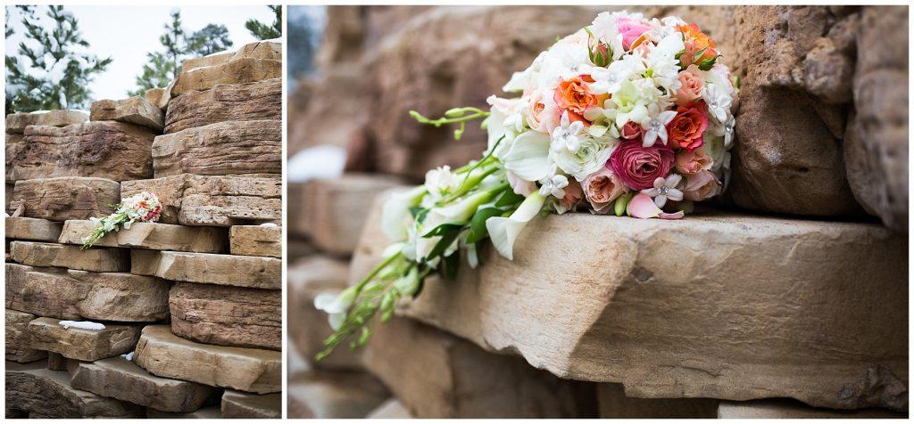 Della Terra bridal bouquet