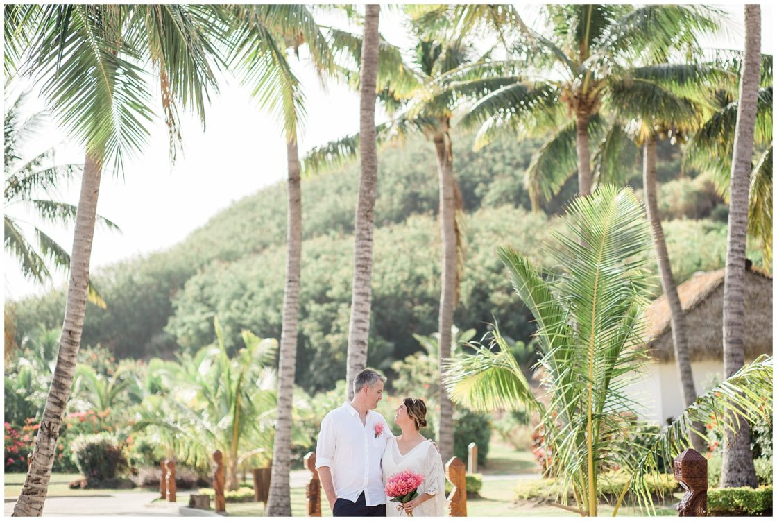 Kath and Paul's Fiji Wedding